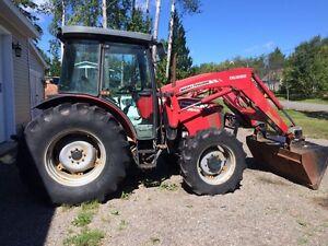 Tracteur et Équipement de déneigement a Chandler le tout pour