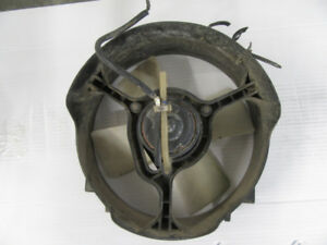 1986 1987 HONDA FOURTRAX TRX350 COOLING FAN