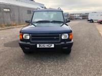 LANDROVER DISCOVERY 2.5 TD5- NO MOT- DRIVES WELL - P/X TO CLEAR