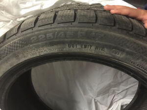 4 run-flat tires for sale