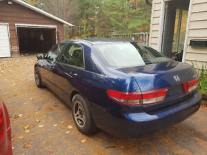 2003honda accord
