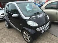 Smart Car 0.6 Semi-Automatic Passion 2002 52K Miles, Full History, 1 Owner,