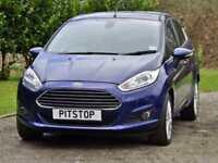 Ford Fiesta 1.0 Titanium 5dr PETROL MANUAL 2014/64
