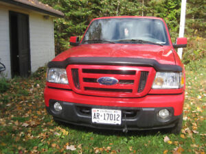 One owner 2011 Ford Ranger 4x4