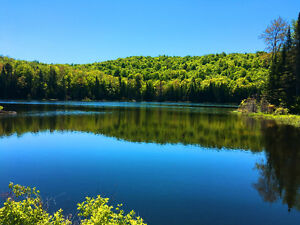 Mountain top Land for sale / views. Private Lake, ready to build