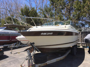 Trailer and boat for sale