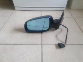 Mk4 golf wing mirror N/SF