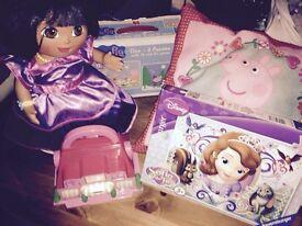 Girls toys