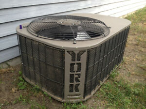 York A/C and A/C coil for sale