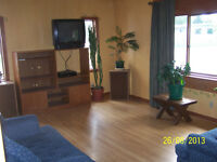 Upper floor of home available for shared accommodation.