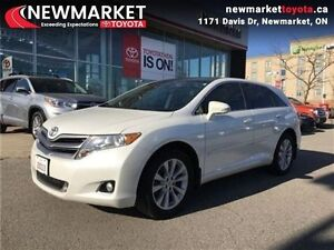 2013 Toyota Venza   LEATHER - SUNROOF - ONE OWNER - ACCIDENT FRE