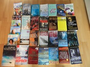 30 Books by various authors