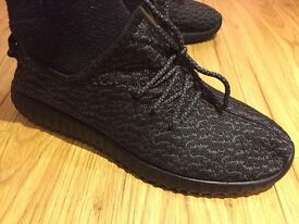 Men's Adidas YEEZY Boost 350's Size 7,8,9 and 10 Black, White and a Grey Trainer Shoes!
