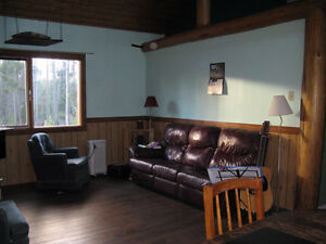 Charming Cabin in the Wild West Chilcotin Williams Lake Cariboo Area image 3