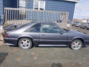 1989 5.0 liter mustang GT