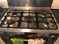 Baumatic Free Range Gas Cooker