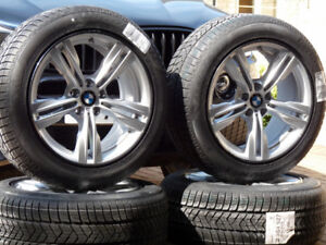BMW X5 M Package (F15) Winter Tire Package (2014-2018)