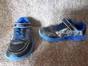 Size 12 Avengers Infinity War Shoes
