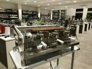 Pre-Owned Custom 3 Group Slayer Espresso Commercial Coffee Machine Roselands Canterbury Area Preview