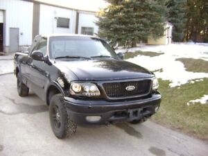 !!!  ALL PARTS AVAILABLE 2002 FORD F-150 V8 4X4  !!!