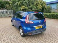 2011 Renault Scenic 1.9 dCi Dynamique TomTom (Bose Pack) 5dr MPV Diesel Manual