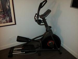 Elliptique pour exercise