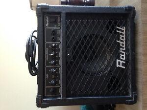Randall practice amp