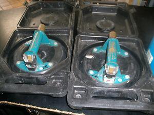 """Pair of 8"""" CRL Vacuum Cups"""