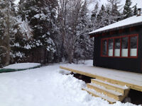 Sandy Lake waterfront cottage OPEN HOUSE Fri, Sat, and Sun