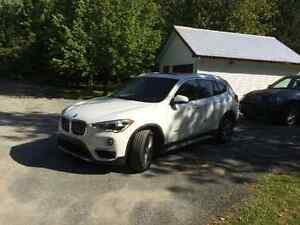 Cession de bail. 2016 BMW X1 xDrive28i VUS