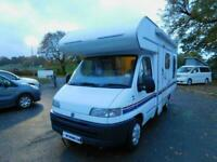Swift Kingsmere Fiat 2.8 d 4 Berth with L Shape Rear Lounge (Deposit Now Taken)