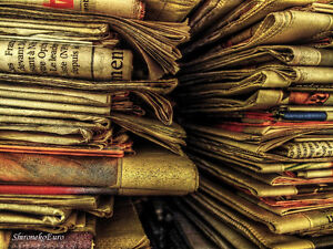 I am looking for old country town village newspapers