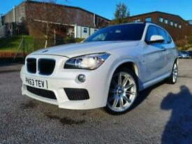 image for 2013 BMW X1 2.0 20d M Sport xDrive 5dr SUV Diesel Manual