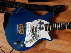 Electric Guitar w/ Amp