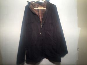 MENS WOOLRICH ALL WEATHER JACKET SIZE  XL