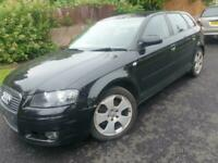 AUDI A3 2.0 TDI SOLD SPARES REPAIRS CLUTCH PEDAL NOT COMING UP
