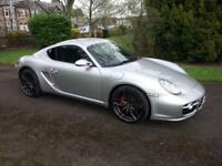 Porsche Cayman S (987) 3.4 Auto Tiptronic 2 Door Coupe