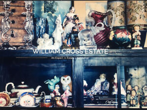 Estate Sale and Home Clearance William Cross