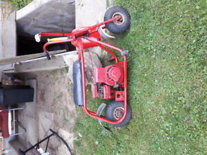 Wanted vintage mini bikes or other barn find bikes