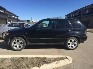 Reduced QUICK SALE 2001 BMW X5 SUV AWD.