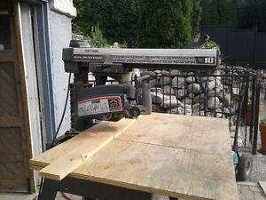 $100.00 Craftsman Radial Arm Saw