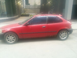 2000 Honda Civic DX Coupe (2 door)- Very Reliable