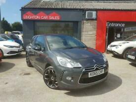 image for 2016 65 DS DS 3 1.6 BLUEHDI DSTYLE S/S 3D 98 BHP DIESEL