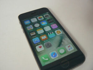 iphone 5s 16gb Unlocked Space Gray Freedom Chatr Public Rogers