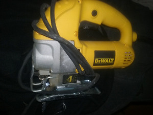 Brand new jig saw
