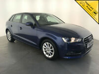 2013 63 AUDI A3 SE TDI DIESEL 5 DOOR HATCHBACK 1 OWNER SERVICE HISTORY FINANCE