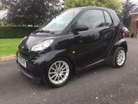Diesel Smart Car Fortwo Passion Model **Free Road Tax**85MPG**