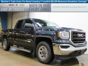 2018 GMC Sierra 1500 Double Cab | V8 | Trailering Equipment | Re