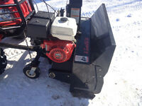 ATV kimpex snowblower