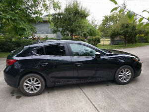 2015 Mazda3 (GS Sport Hatch)- Excellent Condition $18, 995 OBO